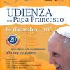 Policoro in udienza dal Papa