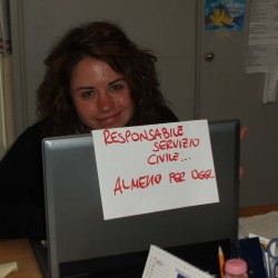 volontari in servizio civile vita da ufficio