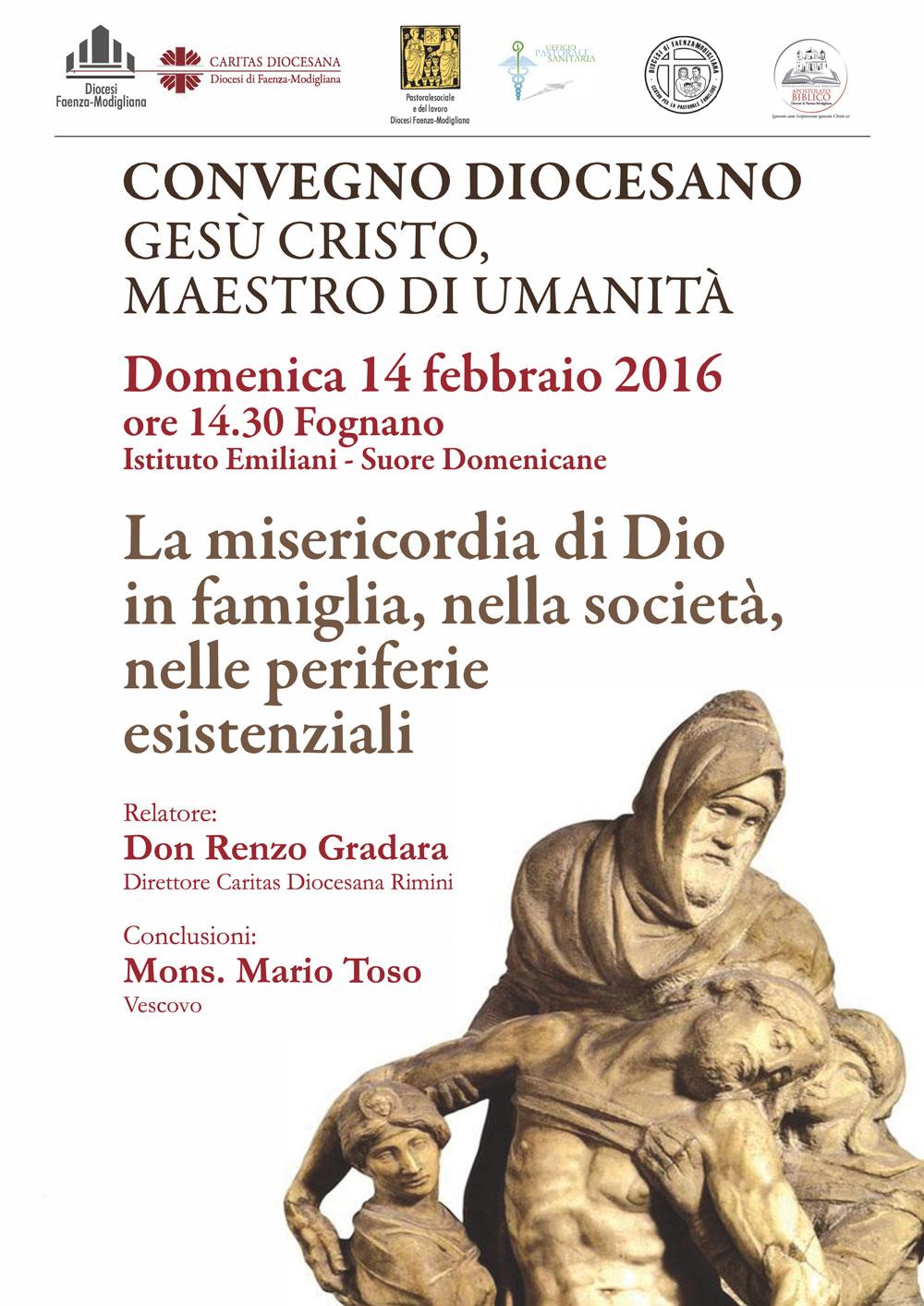 Volantino Convegno Diocesano annuale