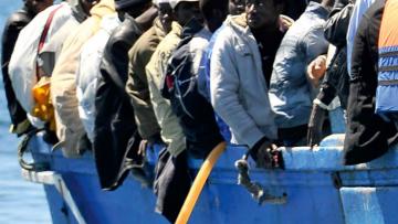 immigrazione traversata