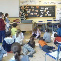 Momenti di laboratorio Scuole elementari Don Milani