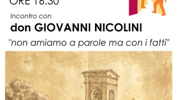 Incontro con Don Giovanni Nicolini